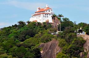 Convento da Penha Vila Velha ES