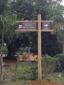 Novas placas orientam os turistas