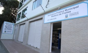 biblioteca de cariacica