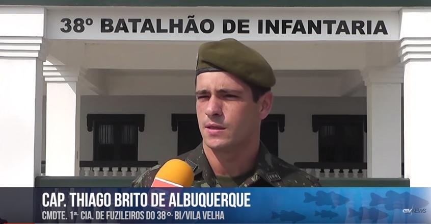 Saiba como pescar no batalhão de infantaria em Vila Velha