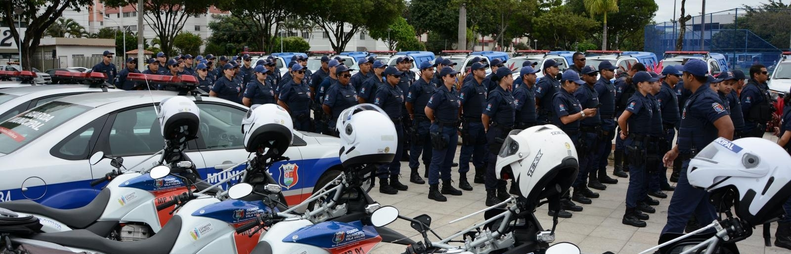 Guarda Municipal de Vila Velha agora é 100% armada