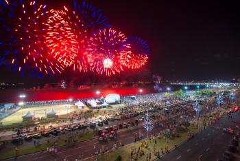 Queima de fogos na virada do ano em Camburi terá 17 minutos