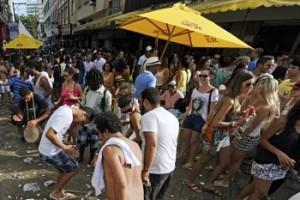 Celebração do Dia Nacional do Samba no Centro de Vitória