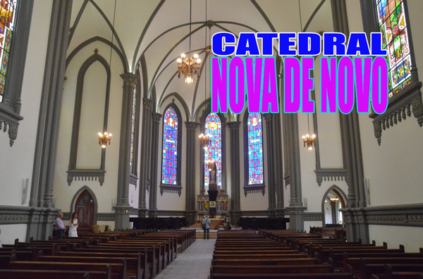 Catedral Metropolitana de Vitória é reaberta