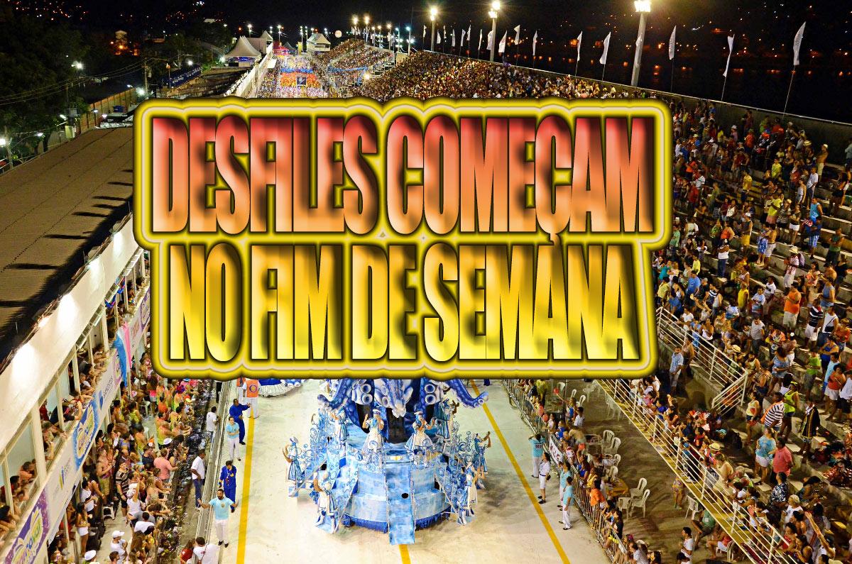 Carnaval 2016: desfile das escolas de samba começa na sexta (29)