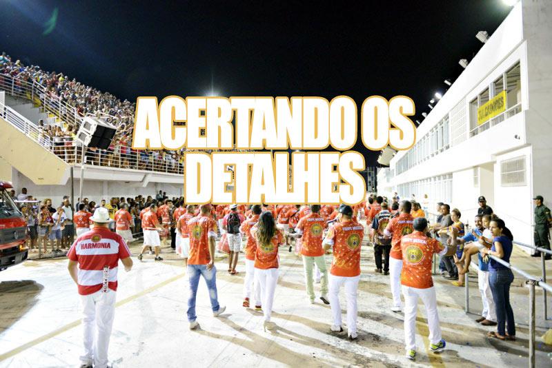 Carnaval 2016: ensaios técnicos das escolas de samba vão até dia 20
