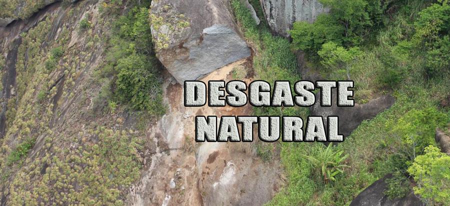 Estudo diz que desgaste da rocha causou deslizamento em Vila Velha