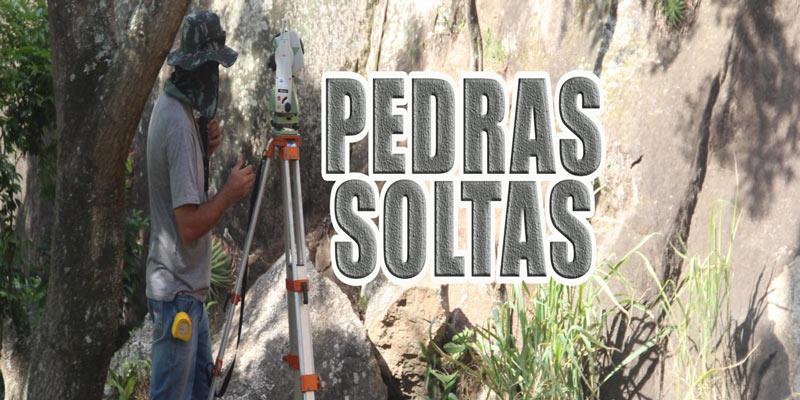 Vila Velha faz levantamento de rochas soltas no Morro da Boa Vista