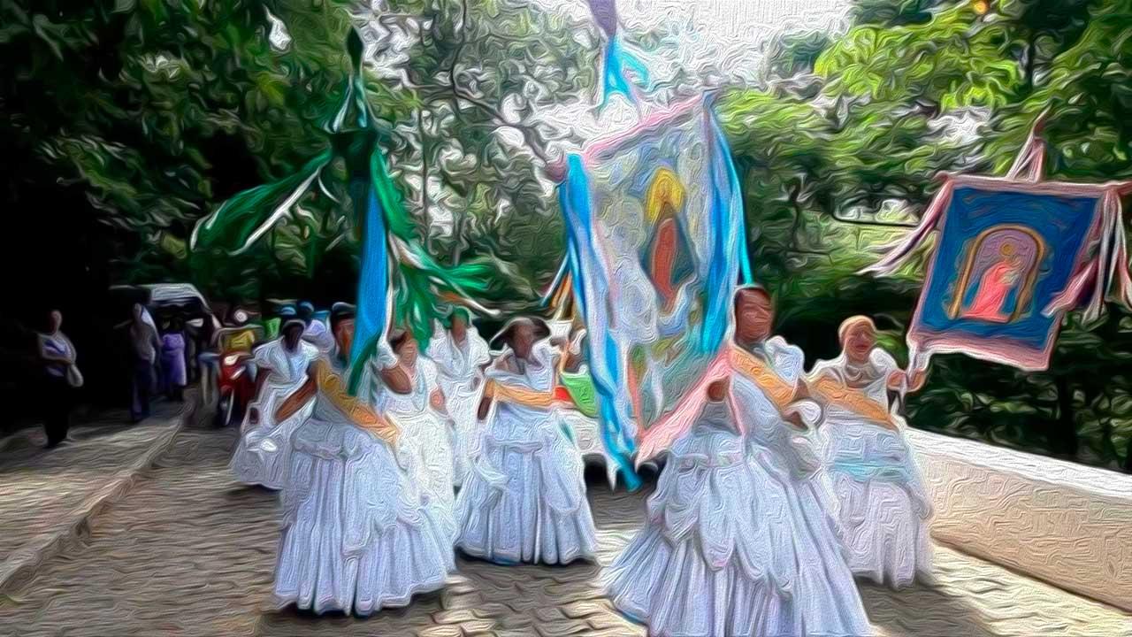 Procissão Marítima e Bandas de Congo entre os eventos da Festa