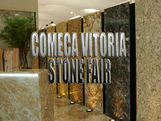 Começa Vitória Stone Fair