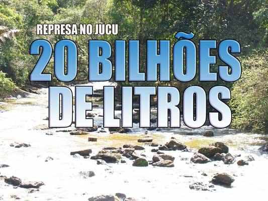 Cesan já pode licitar represa do Rio Jucu