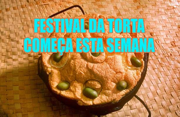 Vitória 466 anos: Festival de Frutos do Mar e Torta Capixaba nas Caieiras