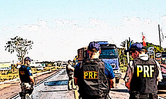 Maio Amarelo: PRF conscientiza usuários das rodovias sobre a segurança no trânsito