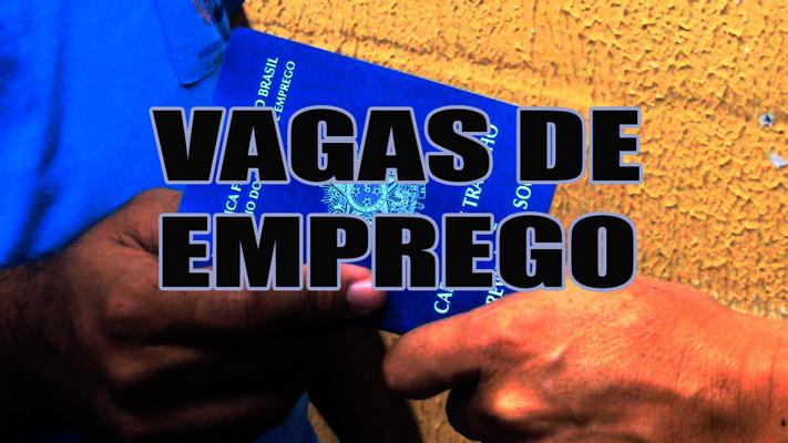 Sine: Semana começa com 156 vagas de emprego