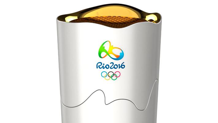 Tocha Olímpica chega ao Estado nesta segunda (16)