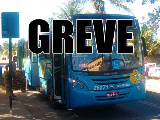 Grande Vitória sem ônibus a partir desta quarta (4)