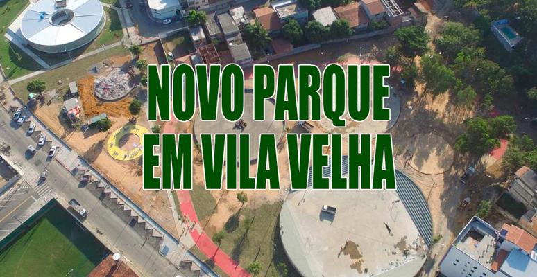 Vila Velha: Parque do Cocal será aberto neste sábado (21)