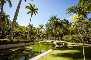 Parque Moscoso -fotos Secom PMV