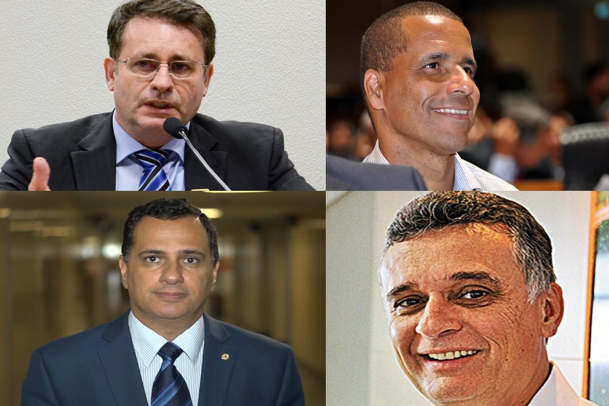 Vitória, Vila Velha, Serra e Cariacica já têm prefeitos eleitos