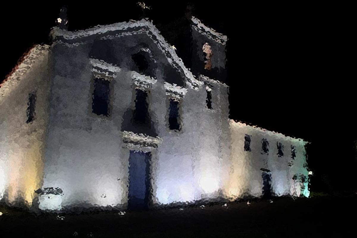 Exposição de fotos da Serra na Igreja dos Reis Magos