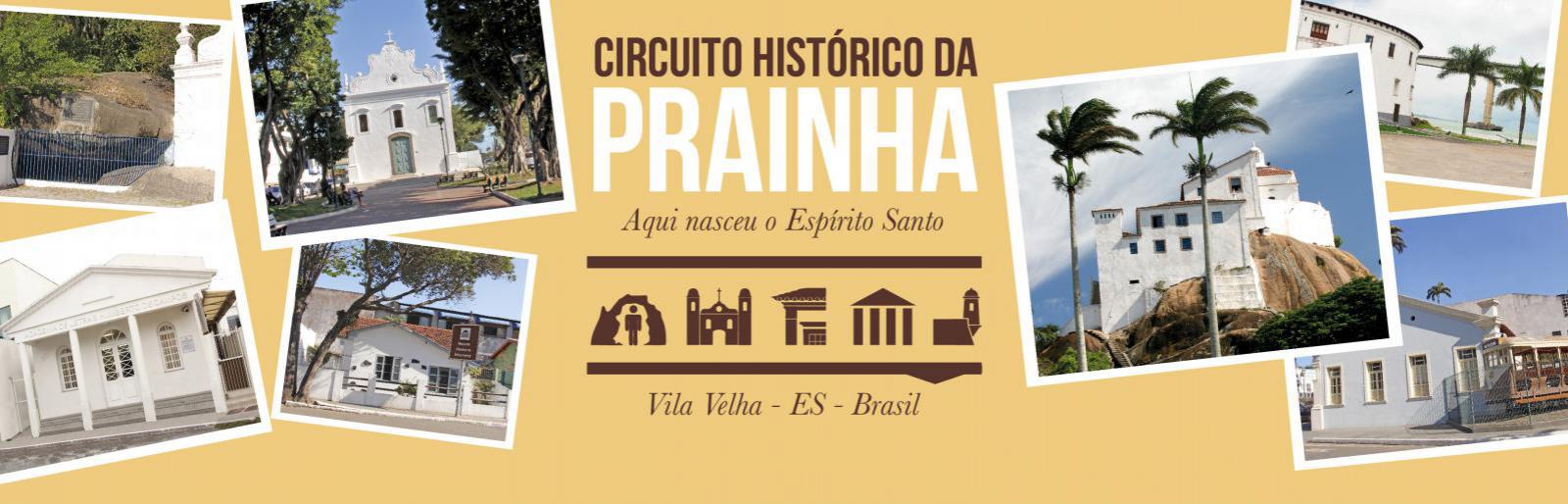 Vila Velha ganha circuito cultural para divulgar monumentos