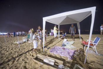 Réveillon: inscrições para tendas em Camburi são prorrogadas