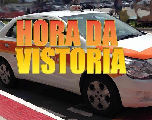 Táxis de Vitória passam por vistoria anual obrigatória