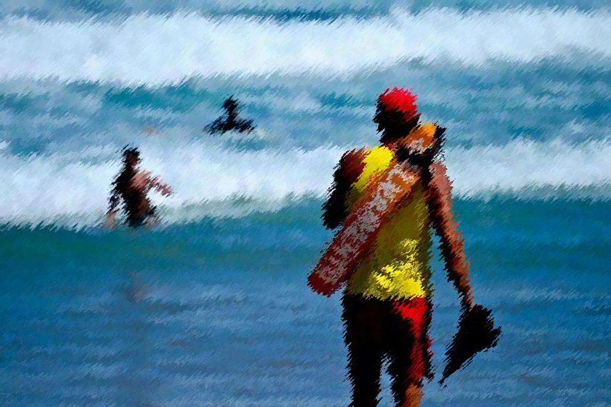 Prefeitura da Serra orienta para evitar afogamentos nas praias do município