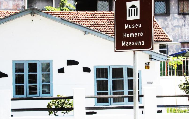 Museu Homero Massena, fechado ao público, será revitalizado