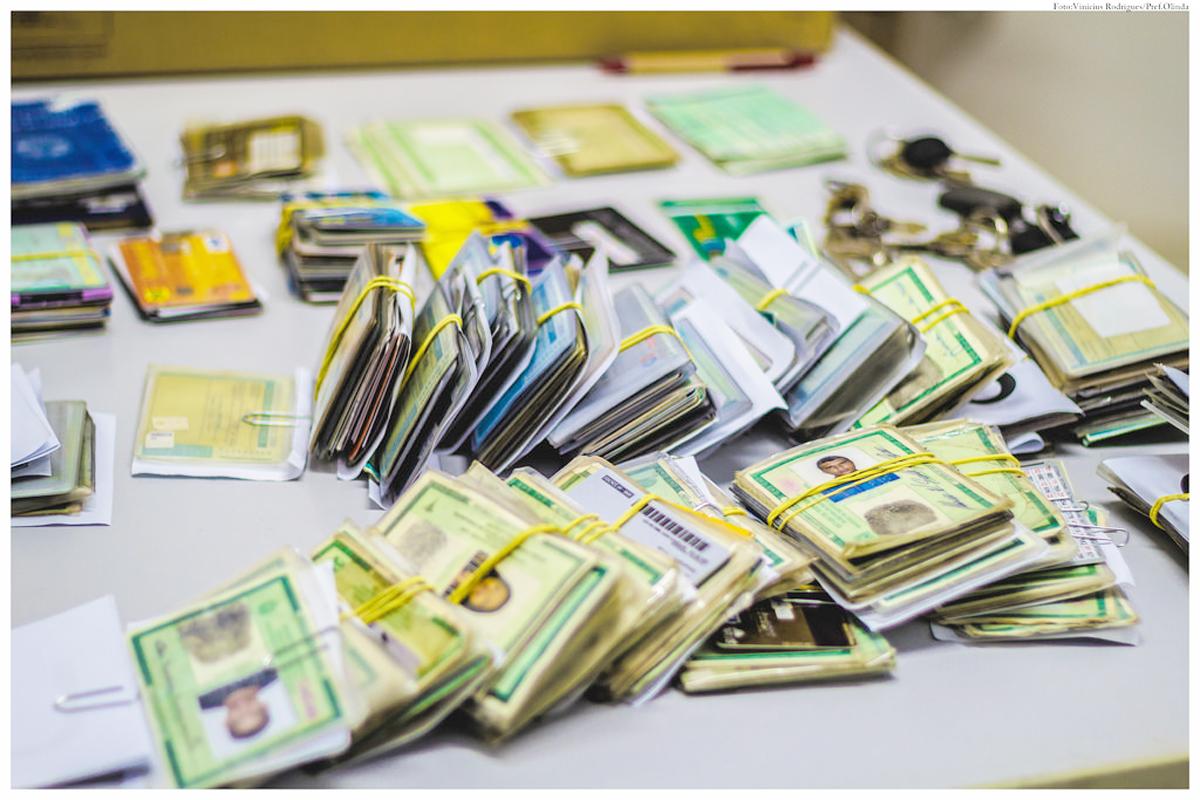 Casa do Cidadão tem quase seis mil documentos perdidos
