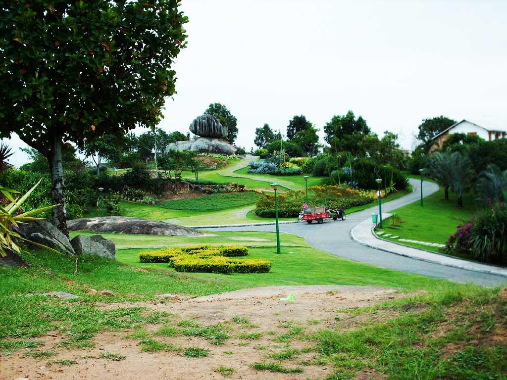 Festa para os 20 anos do parque Pedra da Cebola