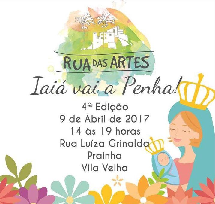 Rua das Artes na Prainha reúne artistas em Vila velha