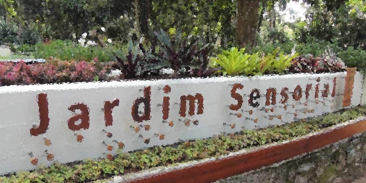 Serra inaugura primeiro jardim sensorial municipal do Estado