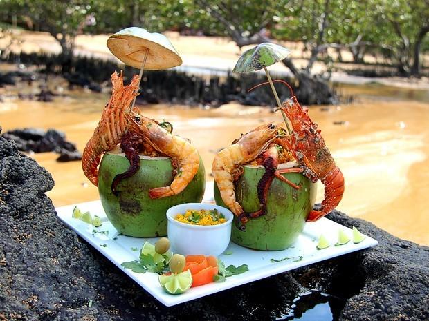 Manguinhos gourmet agita fins de semana na Serra