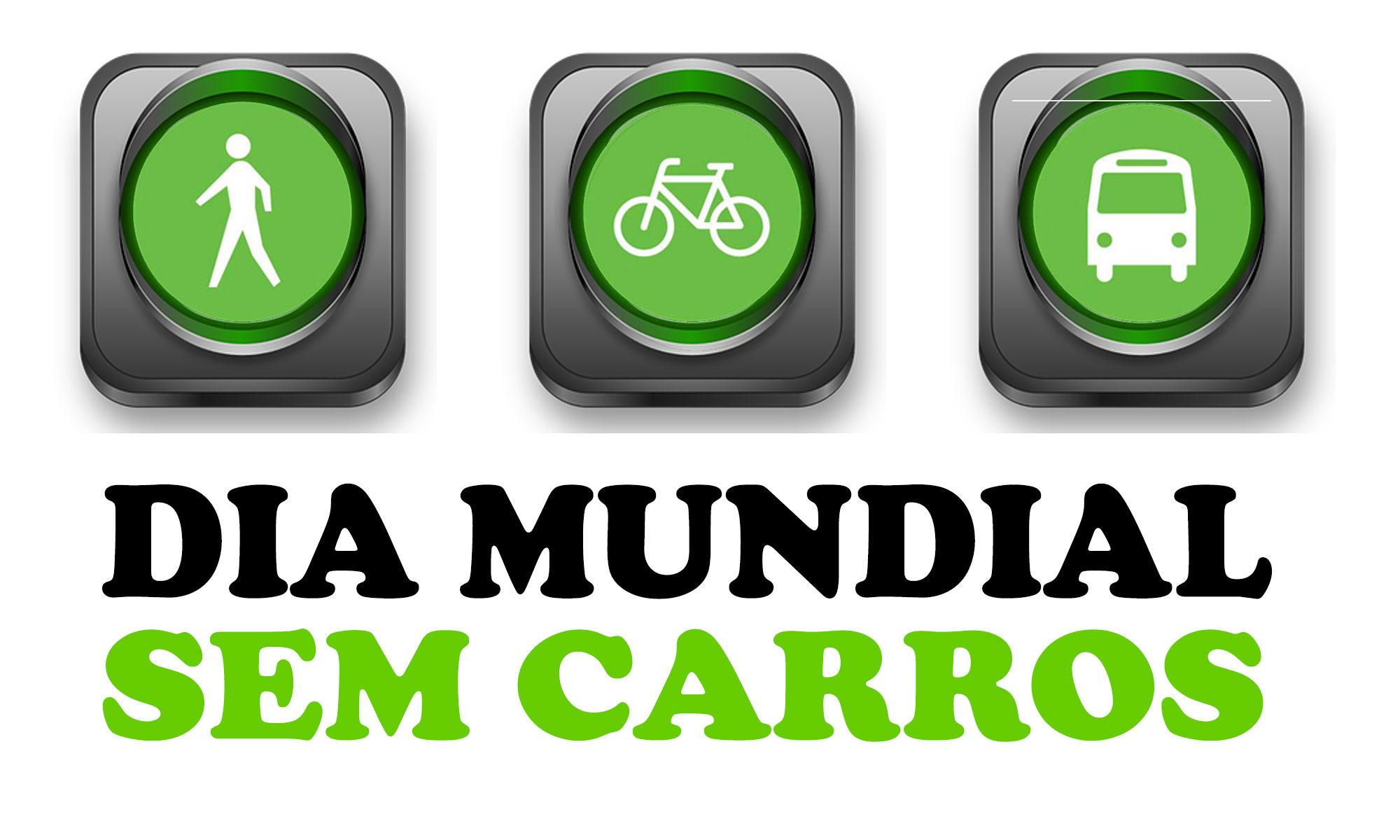 Dia Mundial sem Carro: incentivo ao uso de bikes e transporte público