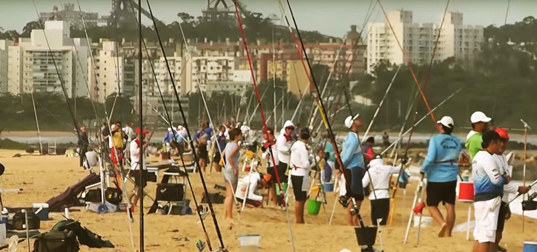 Vitória recebe brasileiro de pesca de praia no feriadão
