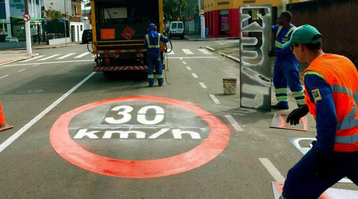 Prefeitura implanta projeto para um trânsito seguro na Prainha