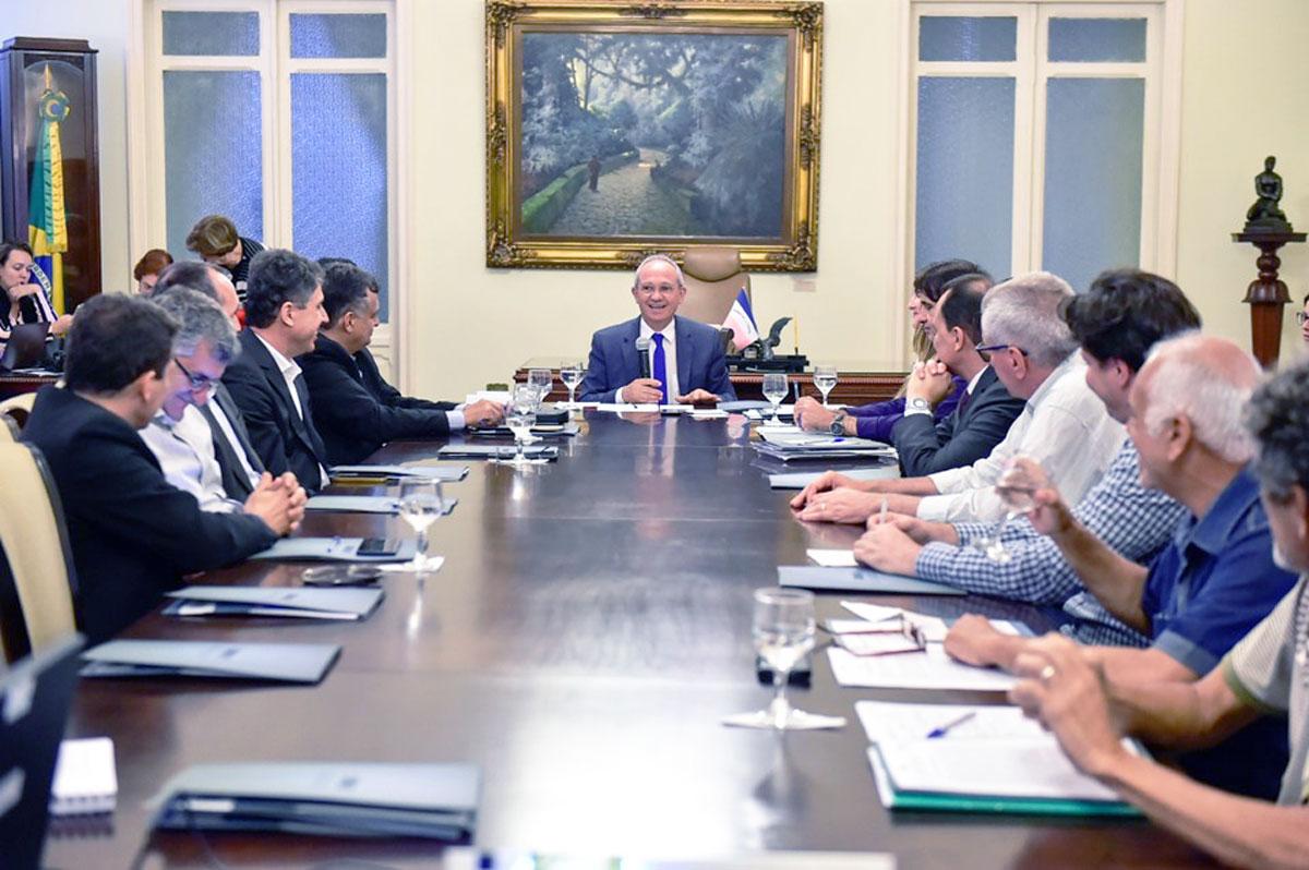 Projeto de Lei que institui o Plano de Desenvolvimento Metropolitano será encaminhado à ALES