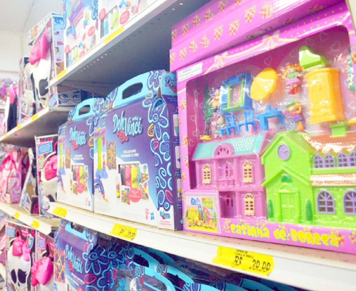 Dia das Crianças: Procon de Vitória encontra diferença de 104% em preços de brinquedos
