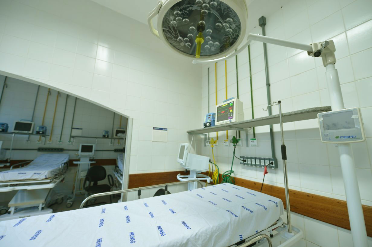Hospital Infantil de Vitória ganha novos leitos