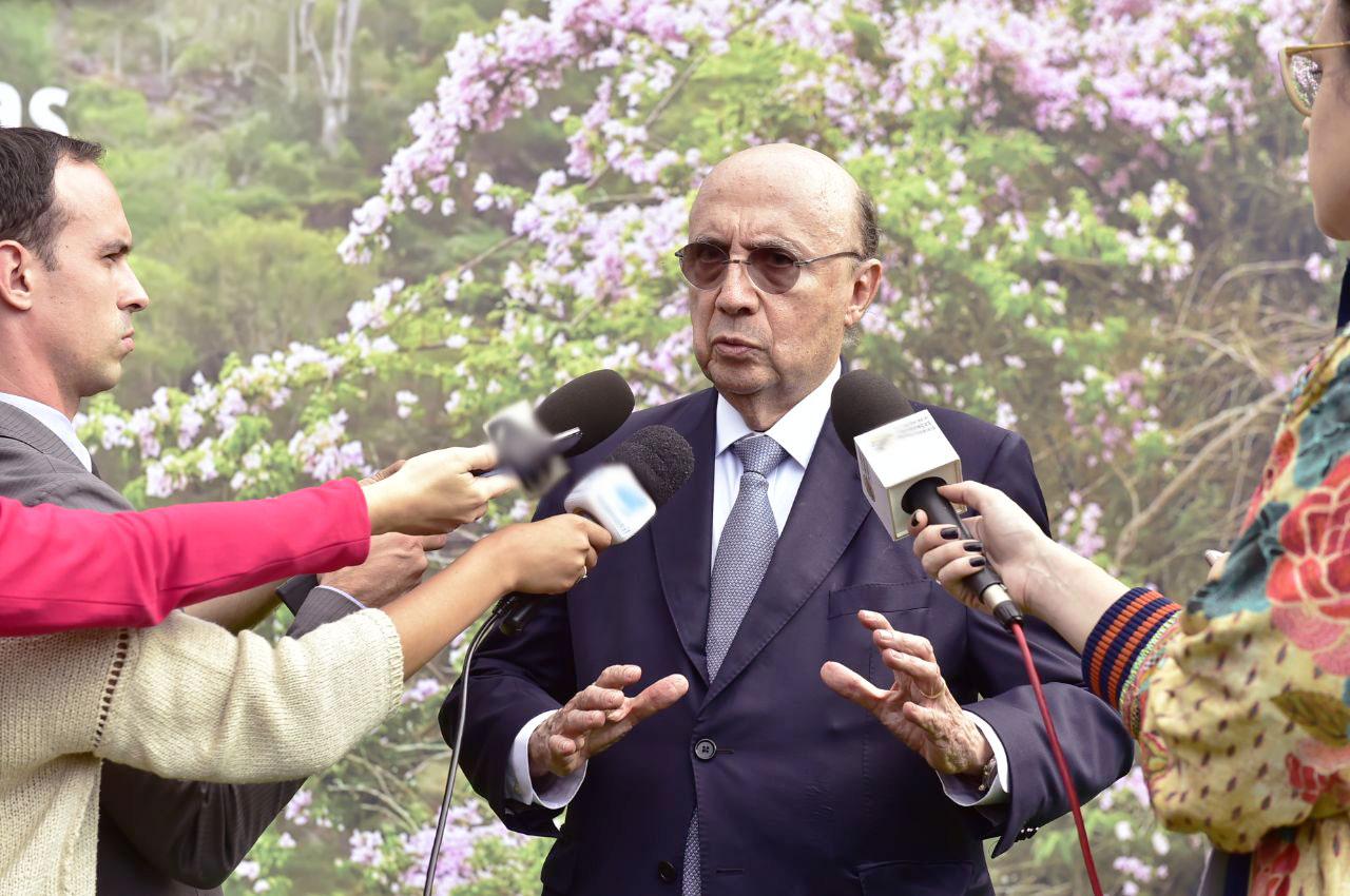 Henrique Meirelles elogia equilíbrio das contas públicas do Espírito Santo