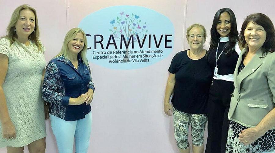 Mulheres vítima de violência em Vila Velha ganham reforço no atendimento