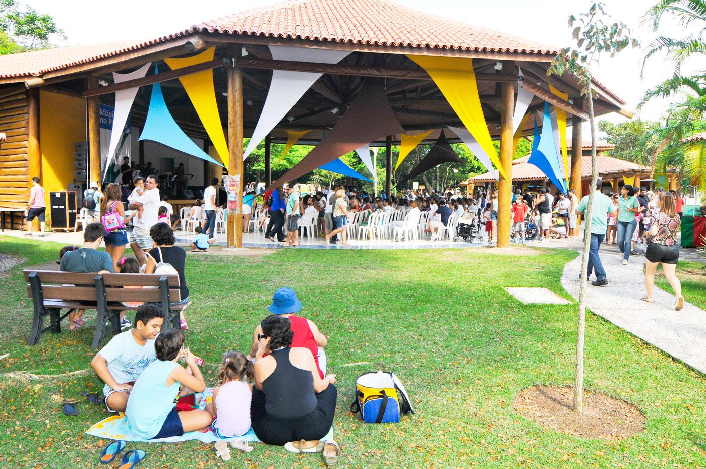 Carnaval: atividades para crianças no Parque Botânico Vale