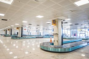 Visita às obras do novo Aeroporto de Vitória