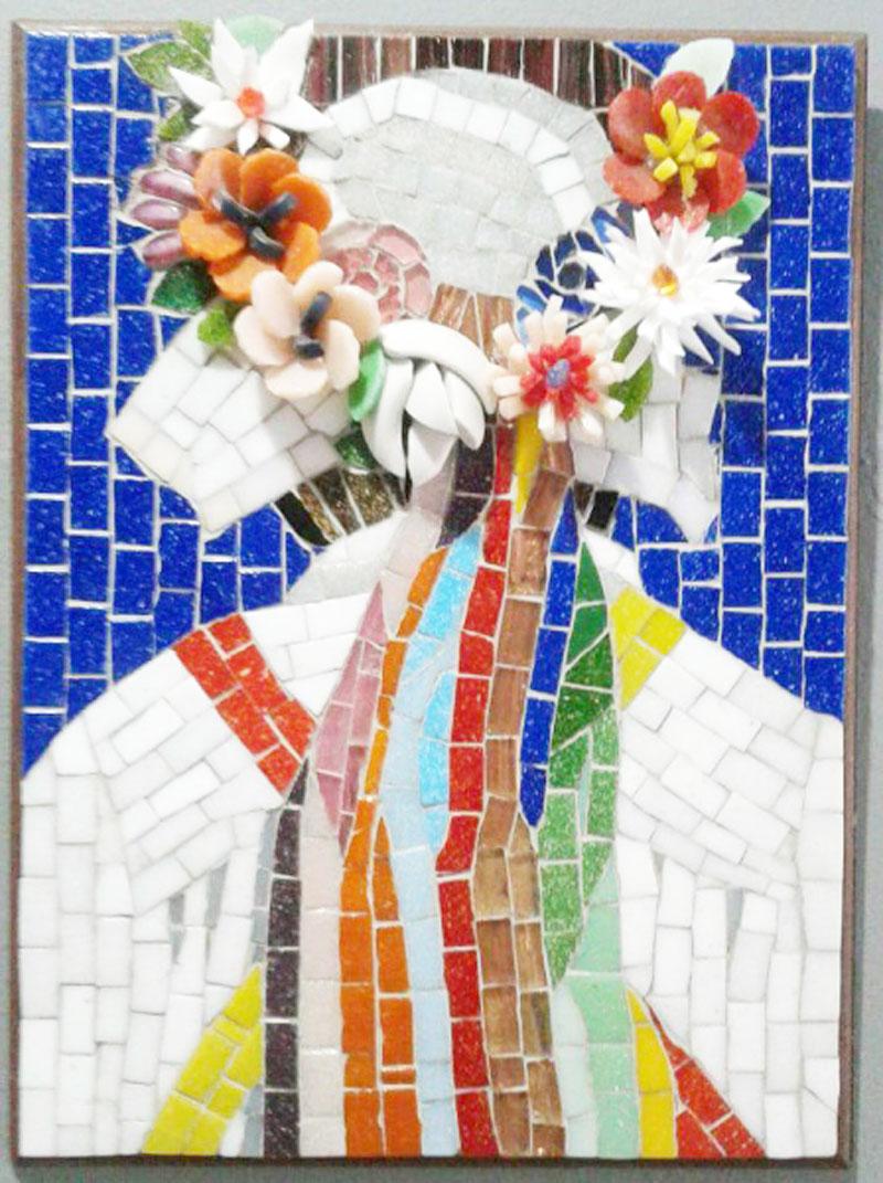 Museu do Pescador inscreve para oficina de mosaicos