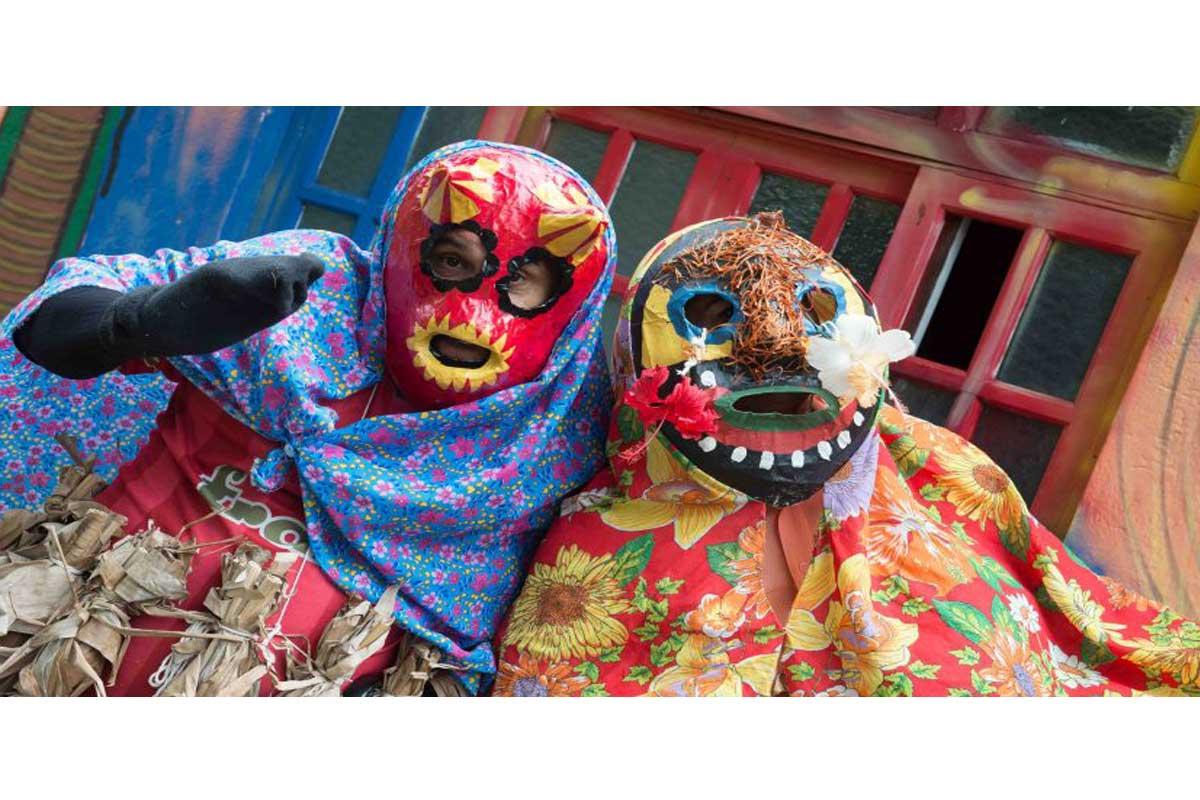 Carnaval de Congo em Cariacica