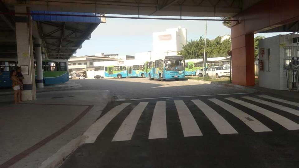Terminal Ibes recebe melhorias na pista