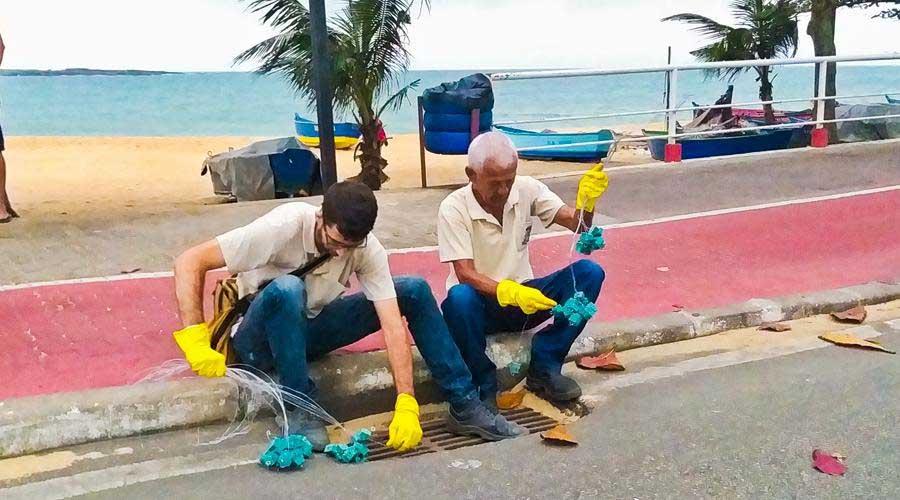 Vila Velha conclui trabalho de combate aos ratos no município