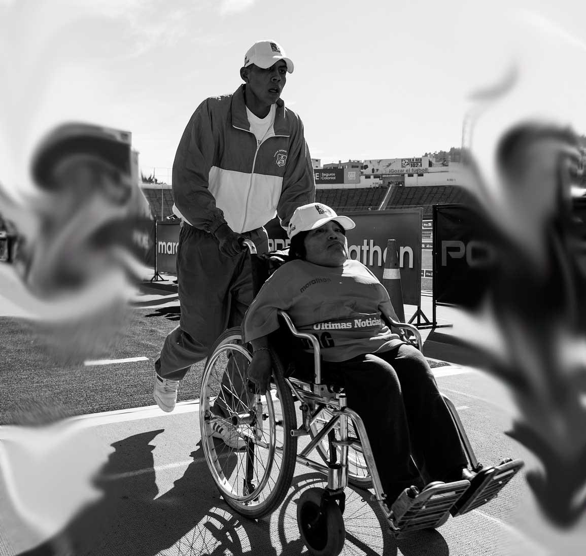 Vitória inscreve atletas para Jogos da Pessoa com Deficiência