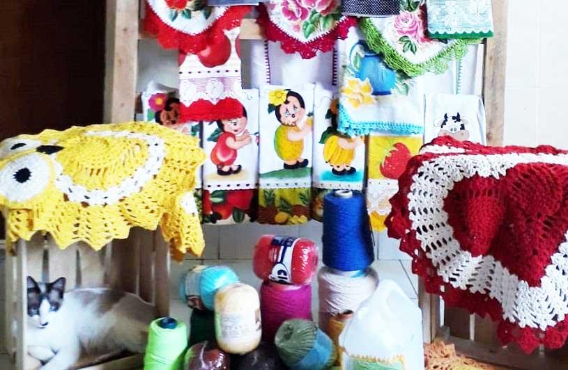 Serra-Sede abre espaço para Feira de Artesanato